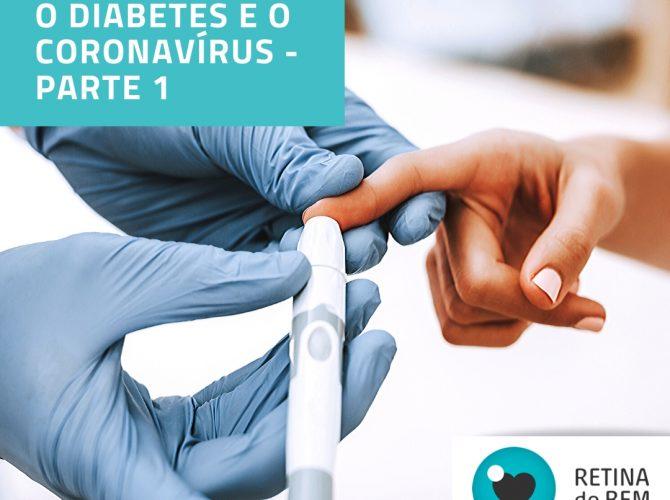 dúvidas sobre diabetes coronavírus